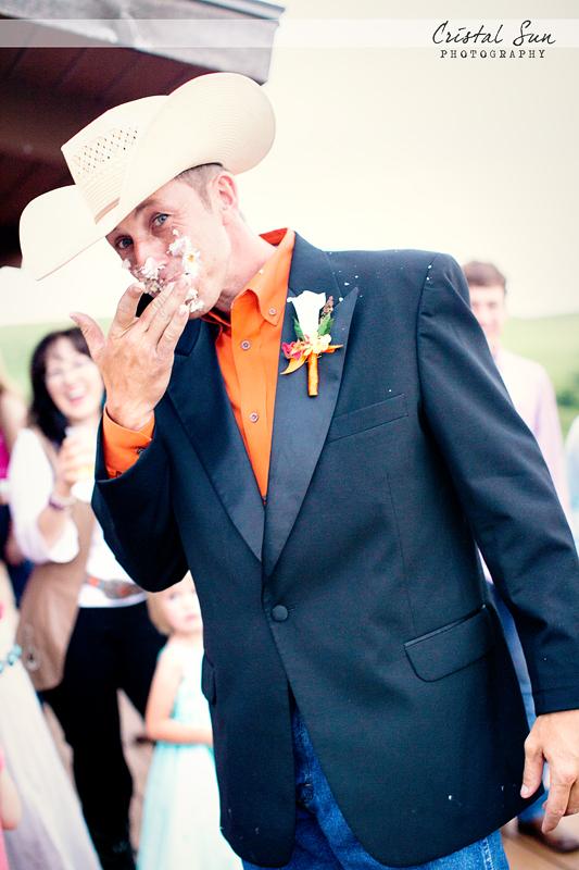 Pioneer Woman Cowboy Josh Wedding